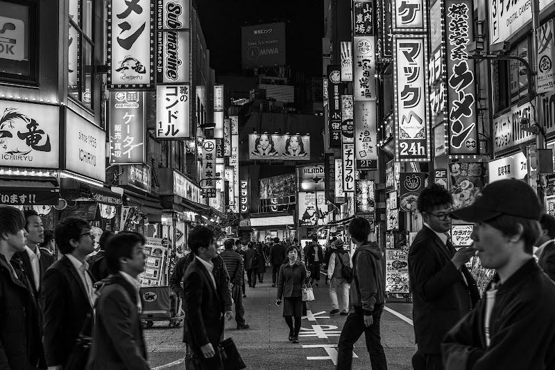 Tokyo di Manuel G. Ph.