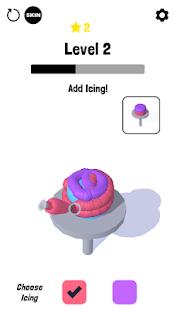 Download Icing Master 3D - Fun casual cake making game For PC Windows and Mac apk screenshot 3