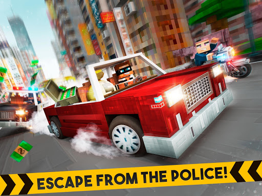 ud83dude94 Robber Race Escape ud83dude94 Police Car Gangster Chase 3.9.4 screenshots 8