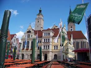 Photo: das alte Rathaus von Ingolstadt