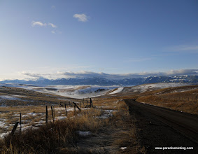 Photo: The rolling grasslands of the Wallowa hills