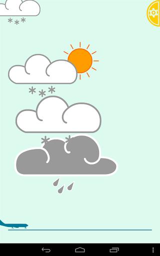 Cloudy Shaman - quick reaction 1.0.6 screenshots 1