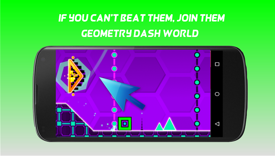 geometry dash world download apk