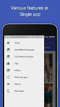 Mehndi Designs 2017 - screenshot thumbnail 07