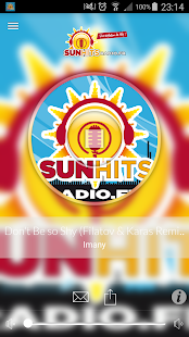 Sun Hits Radio Officiel- screenshot thumbnail