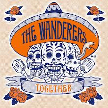 Photo: CD jacket design The Wanderers / TOGETHER