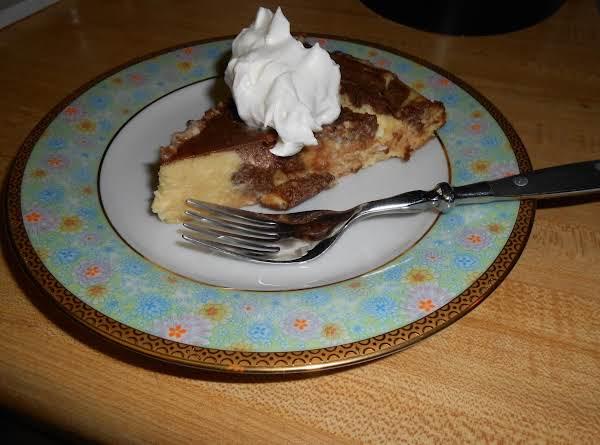 Ellen's Chocolate Cheese Pie Recipe