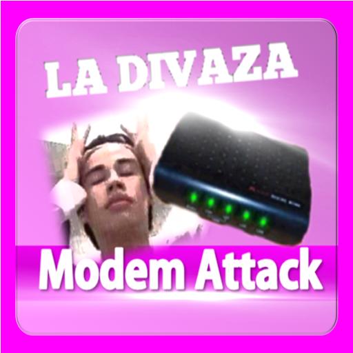 La Divaza Modem Attack