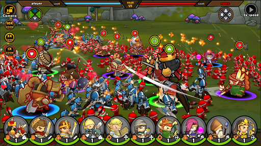 Mini Warriors screenshot 16