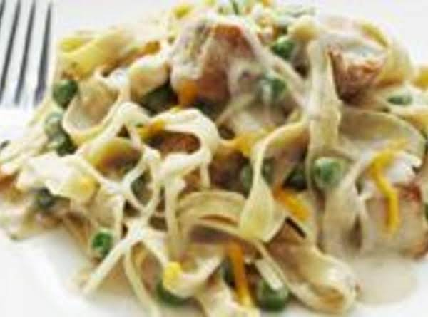 Chicken Pasta Hot Dish Recipe