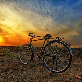 by Ar Yudha Pahrolrozy - Transportation Bicycles
