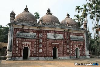 Photo: Mirzapur Jamei Mosque in Atwari