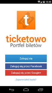 Ticketowo Portfel Biletów- screenshot thumbnail