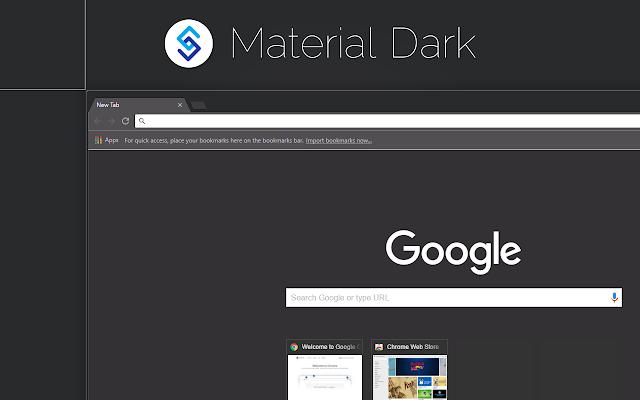 Material Dark