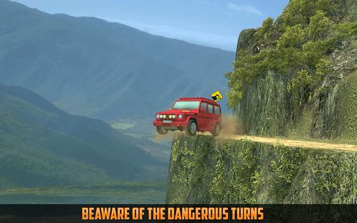 Off-Road Jeep Hill Climbing 4x4: Petualangan 3D 1.5 screenshots 13