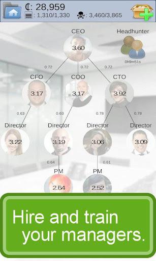 Code Triche Business Tycoon Simulator 2016 APK MOD screenshots 2