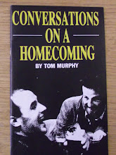 "Photo: Playbill cover from ""Conversations on a Homecoming"" by Tom Murphy"