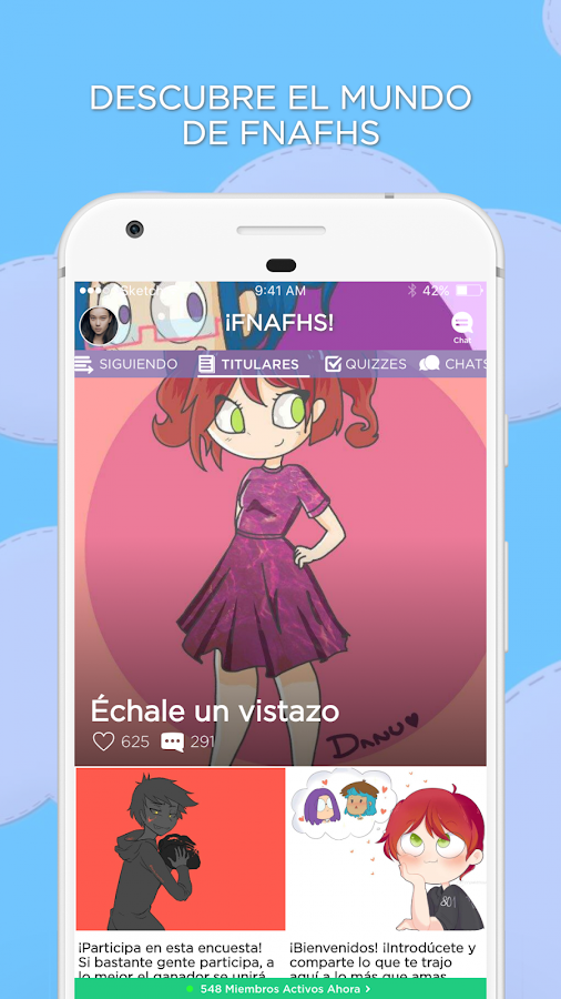 FNAFHS Amino- screenshot