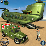 US Army Ambulance Driving Game