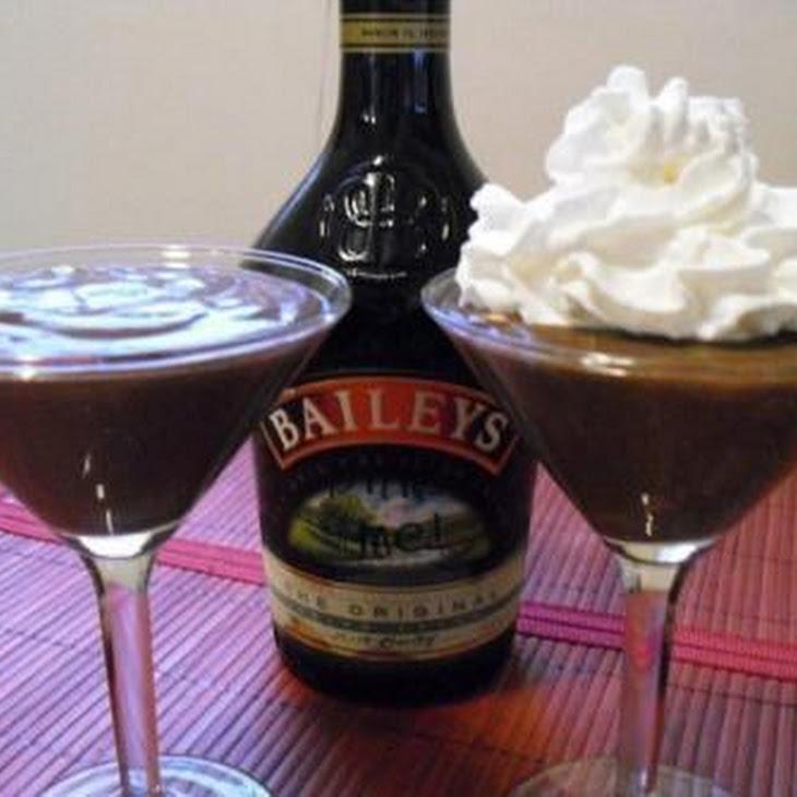 Chocolate Irish Cream Pudding Recipe | Yummly