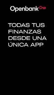 Openbank – banca móvil 1