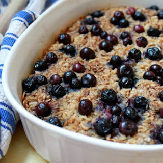 Baked Oatmeal With Instant Oatmeal Recipes