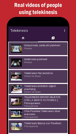 Kinexys: Telekinesis and Biokinesis Exercises screenshot 5