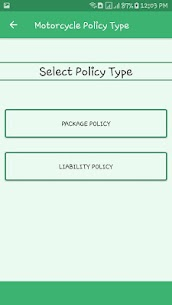 Motor Insurance Premium Calculator Apk  Download For Android 4