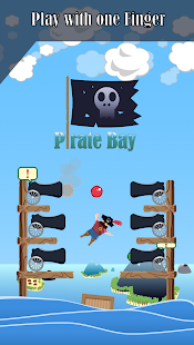Pirate Bay (The Hardest Pirate Game on Playstore) - náhled