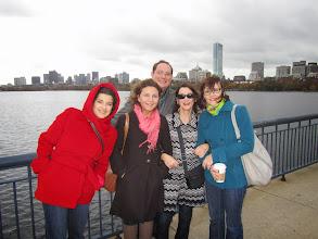 Photo: Anna Shakina, Yaroslava Serdobolskaya, Alexander Soloviev, Ludmilla Leibman, and Alexandra Carlson