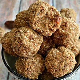 Super Seed Quinoa Bites.
