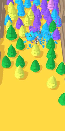 Woods Cutter - Chop all Magic Trees 1.2 screenshots 1