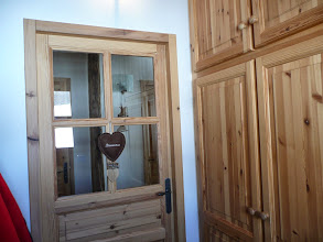 Photo: Appartement 1 : les placards d'entrée