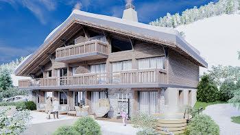 appartement à Notre-Dame-de-Bellecombe (73)