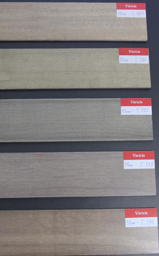 Rèm sáo gỗ siêu nhẹ lấy ý tưởng thiết kế từ chất cổ điển của kiến trúc Ý