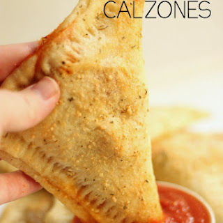 Quick and Easy Calzones.