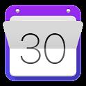 Clean Calendar Widget Android icon