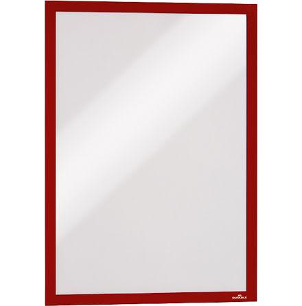Duraframe A3 röd 2/fp