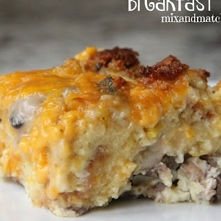 Sausage Green Chile Breakfast Casserole Recipes