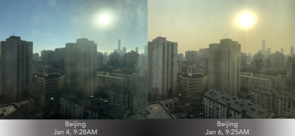 Beijing Pollution: Why low levels of air pollution actually cause the MOST harm