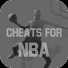 Cheats for NBA LIVE Mobile Basketball icon