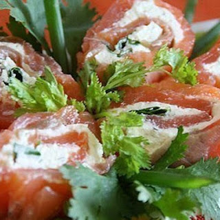 Appetizer «Tenderness Of The Dragon».