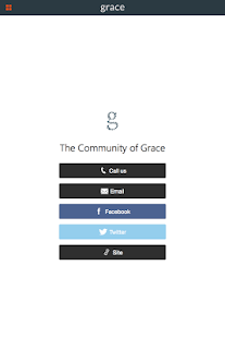The Community of Grace- screenshot thumbnail