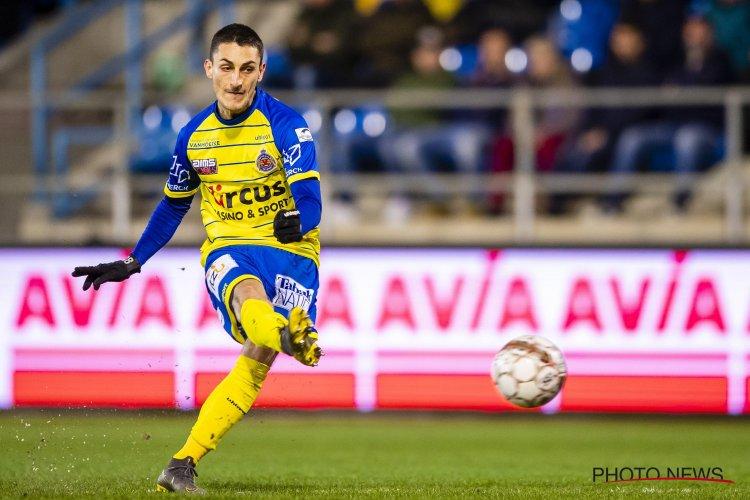 Le Standard aurait fait une offre pour un joueur de Waasland-Beveren