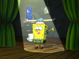 Squidward's School for Grown Ups / Oral Report