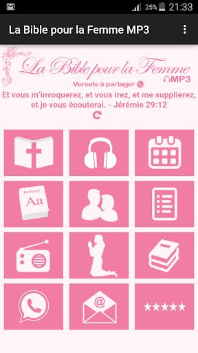 La Bible pour la Femme MP3