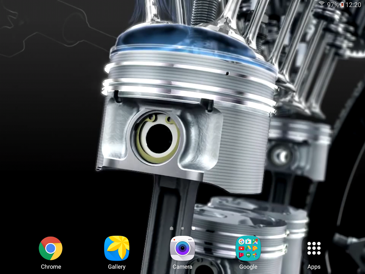 wallpaper android engine: Engine 4K Video Live Wallpaper