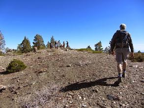 Photo: 1:17 - Dawson Peak (9575')—third highest peak in the San Gabriels