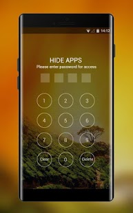Landscape HD Theme for Samsung Galaxy Pocket - náhled