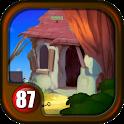 Escape From Stone Fort - Escape Games Mobi 87 icon